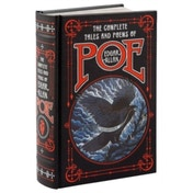 Complete Tales and Poems of Edgar Allan Poe (Barnes & Noble Omnibus Leatherbound Classics) by Edgar Allan Poe (Hardback, 2015)