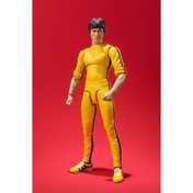 Bruce Lee Yellow Suit (Movie Classics) Bandai Tamashii Nations Figuarts Figure