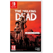 Telltale's The Walking Dead The Final Season Nintendo Switch Game