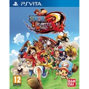 One Piece Unlimited World Red Straw Hat Edition PS Vita Game
