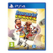 Supermarket Shriek PS4 Game