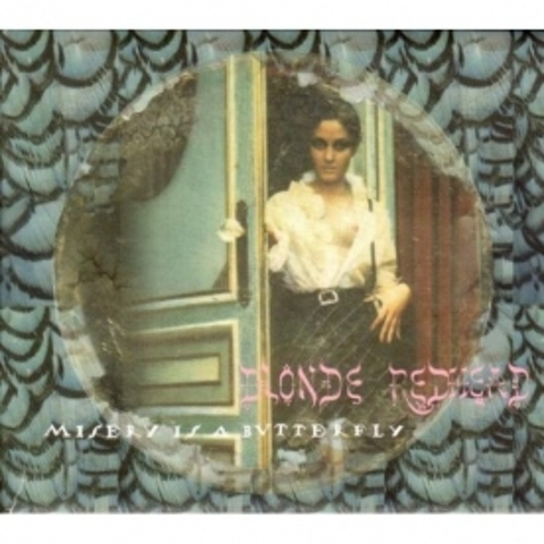 Blonde Redhead - Misery Is A Butterfly CD