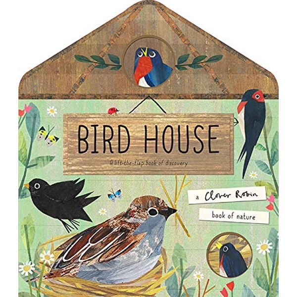 Bird House  Novelty book 2018