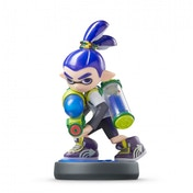 Inkling Boy Amiibo (Splatoon) for Nintendo Wii U & 3DS
