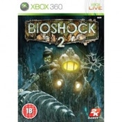Ex-Display BioShock 2 Game Xbox 360 Used - Like New