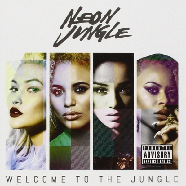 Neon Jungle - Welcome To The Jungle Music CD