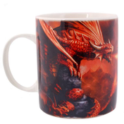 Fire Dragon Mug