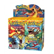 Pokemon TCG XY2 Flashfire Booster Box (36 Packs)