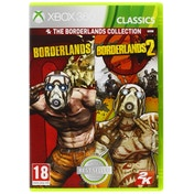Borderlands 1 and 2 Collection (Classics) Game Xbox 360 [Used - Like New]