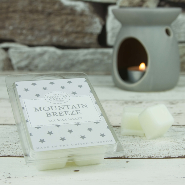 Mountain Breeze (Superstars Collection) Wax Melt