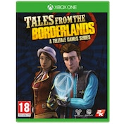 Tales From The Borderlands Xbox One Game
