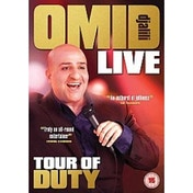 Omid Djalili Tour Of Duty DVD