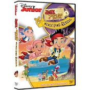 Jake & The Never Land Pirates - Jake's Never Land Rescue DVD
