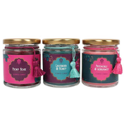 Luxury Oriental Flight Scented Candles Pack Of 6