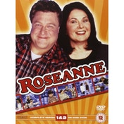 Roseanne - Series 1 and 2 DVD (9 Discs)