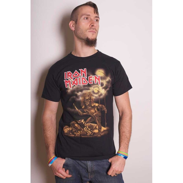 Iron Maiden - Sanctuary Unisex X-Large T-Shirt - Black