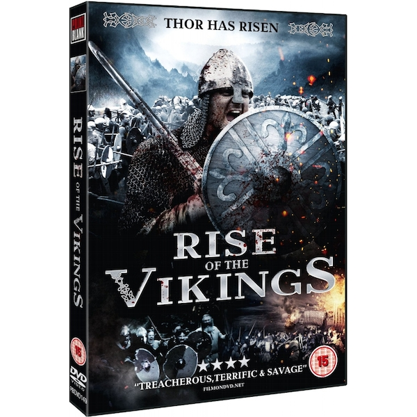 Rise Of The Vikings [DVD] - ozgameshop com