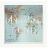 Adventures Fund Frame Money Box