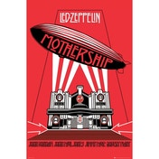 Led Zeppelin Mothership Maxi Poster