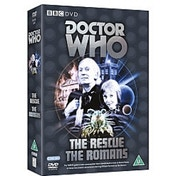 Doctor Who - The Rescue/The Romans DVD
