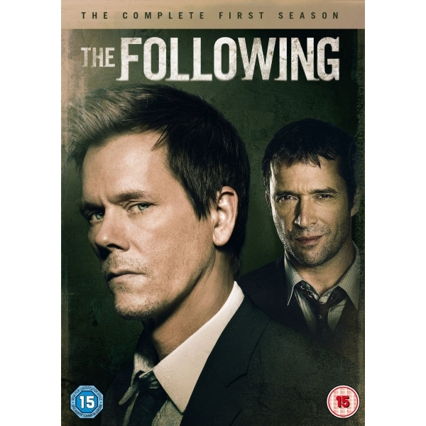 The Following: Season 1  DVD