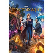 Doctor Who - Group Maxi Poster