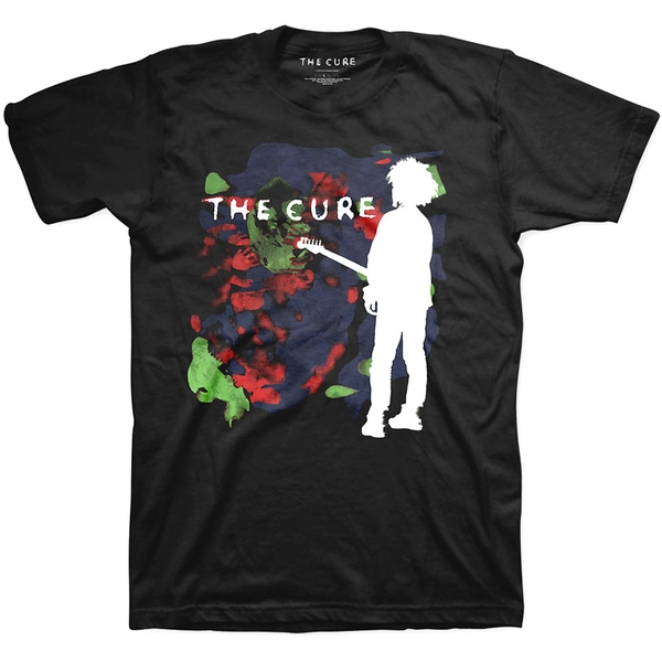The Cure - Boys Don't Cry Unisex X-Large T-Shirt - Black