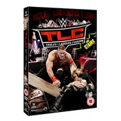 WWE: TLC: Tables  Ladders & Chairs 2014 DVD