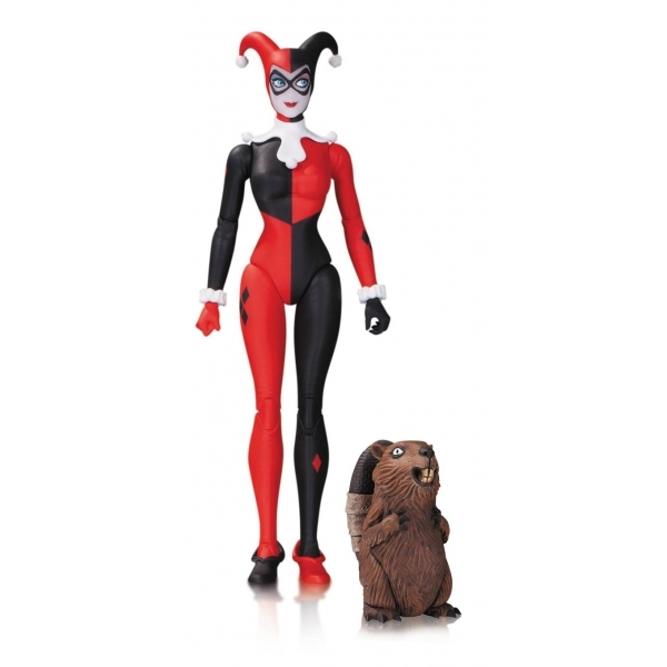 Conner Traditional Harley Quinn Dc Comics Designer Series Action Figure