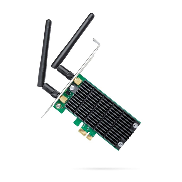 TP-LINK Archer T4E AC1200 Dual Band Wireless PCI Express Adapter with Two Antennas