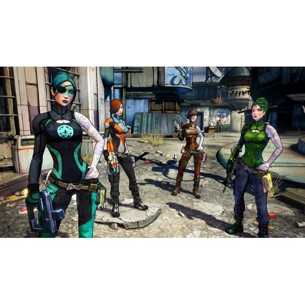 Borderlands 2 Game Of The Year (GOTY) PS3 - Image 3