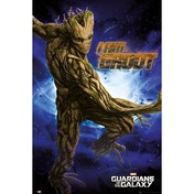 Guardians of the Galaxy Groot Maxi Poster