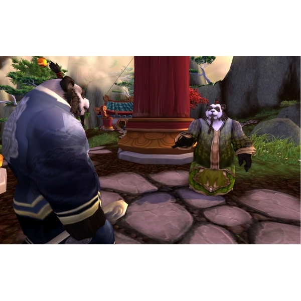 World Of Warcraft Mists Of Pandaria Collector's Edition Game PC - Image 4