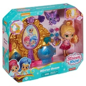 Shimmer & Shine Leah Doll & Magic Mirror