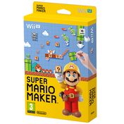 Super Mario Maker + Artbook Wii U Game