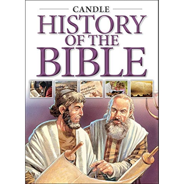 Candle History of the Bible by Tim Dowley (Paperback, 2017)
