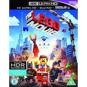 The Lego Movie 4K UHD + Blu-ray + Digital HD UV