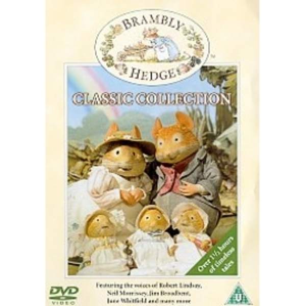 Brambly Hedge The Classic Collection DVD