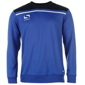 Sondico Precision Sweatshirt Youth 11-12 (LB) Royal/Navy
