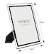 A4 Photo Certificate Mirrored Glass Frame | M&W - Image 9