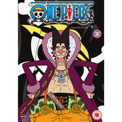 One Piece (Uncut) Collection 9 (Episodes 206-229) DVD