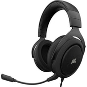 Corsair HS50 Stereo Gaming Headset PC/PS4/Xbox Black