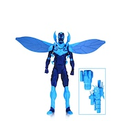 Ex-Display DC Comics DC Icons Blue Beetle Infinite Crisis Action Figure Used - Like New