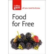Food For Free (Collins Gem) by Richard Mabey (Paperback, 2004)