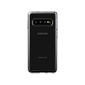 Tech21 Protective Samsung Galaxy S10 Case Ultra Thin Back Cover with BulletShield Protection - Pure Clear - Transparent