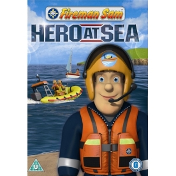Fireman Sam - Hero At Sea DVD