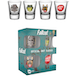 Fallout 4 Icons Shot Glasses - Image 2