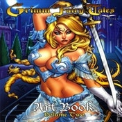 Grimm Fairy Tales Cover Art Book Volume 2 Hardcover