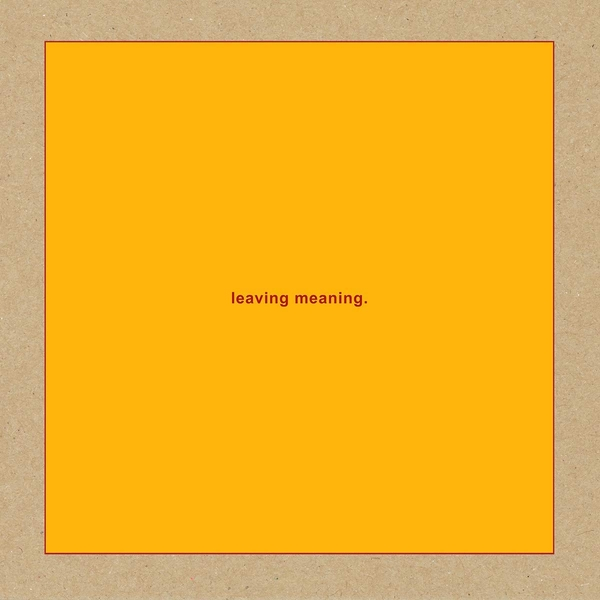 Swans - Leaving Meaning Vinyl