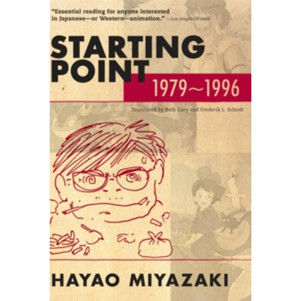 Starting Point: 1979-1996 (paperback)